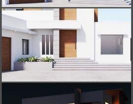 #45 para Contest to redesign home facade por Hun0000