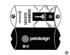 Nro 14 kilpailuun Packing for grooming scissor box käyttäjältä samanthapaez18
