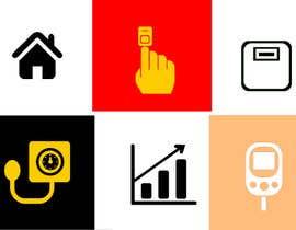 #11 untuk Medical Sensor Icons oleh Jannatulnayem283