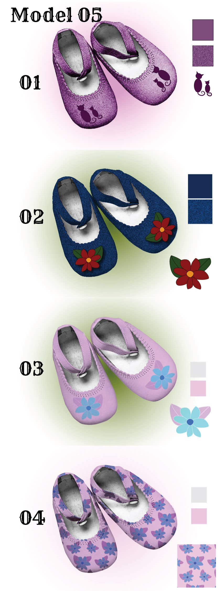 Contest Entry #                                        16                                      for                                         New Shoes design for Kids - Design 3-4 models