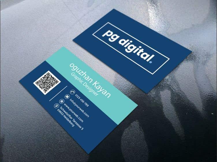 Bài tham dự cuộc thi #                                        113                                      cho                                         Business Card Design - PG