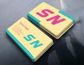 #69 untuk Nedd businees card design oleh qualifiedacademy
