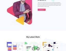 #29 for Html Website template af rezvirayhan2002