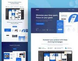 #36 for Html Website template af asifaizan123