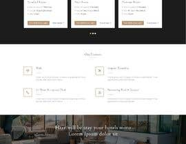 #33 for Html Website template af kanchongharami