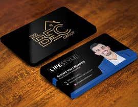 #44 untuk Alexis Valladares - Business Card Design oleh arjahansima192