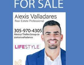 #12 untuk Alexis Valladares - FOR SALE Sign oleh AhasanBhuiyan