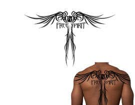 nº 37 pour Free Spirit tattoo design par Power5