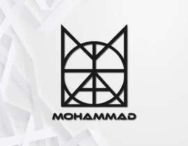 #20 untuk A logo with my name letters oleh ridwanulhaque11