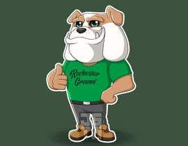 #55 for Mascot Dog Cartoon by JSTN18