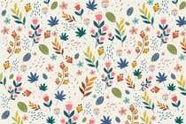 Bài tham dự #16 về Graphic Design cho cuộc thi Flower Pattern
