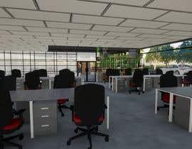 Nro 13 kilpailuun 3D Office Design Showcse käyttäjältä Lennon1234