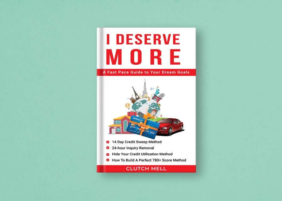 "Bài tham dự cuộc thi #                                        104                                      cho                                         Ebook Cover to ""I Deserve More"""