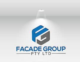 rohimabegum536 tarafından Logo Creation for Facade Group Pty Ltd için no 163