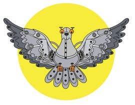#31 untuk Create a robot bird cartoon oleh utteeya100