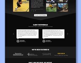 #24 untuk Completely New Design for a Website Page (Dark Theme) oleh Bishalg97