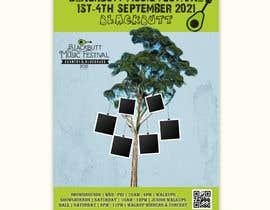 #95 untuk Blackbutt Music Festival Poster oleh imranislamanik