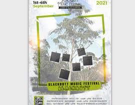 #94 untuk Blackbutt Music Festival Poster oleh imranislamanik