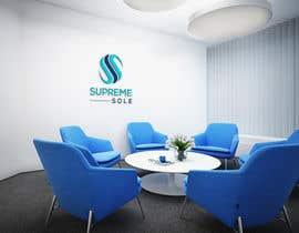 """Nro 313 kilpailuun """"Supreme Sole"""" Logo käyttäjältä BluedesignFx"""