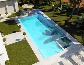 Nro 37 kilpailuun Pool Design with and without Spa käyttäjältä aliganjei
