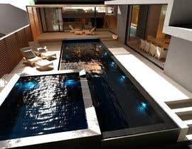 Nro 22 kilpailuun Pool Design with and without Spa käyttäjältä VladimirOSDK