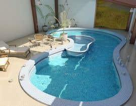 Nro 26 kilpailuun Pool Design with and without Spa käyttäjältä chihebcherif
