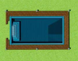 Nro 32 kilpailuun Pool Design with and without Spa käyttäjältä mreedul2016