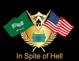 #24 untuk Military Moral Logo oleh azmimakhter5