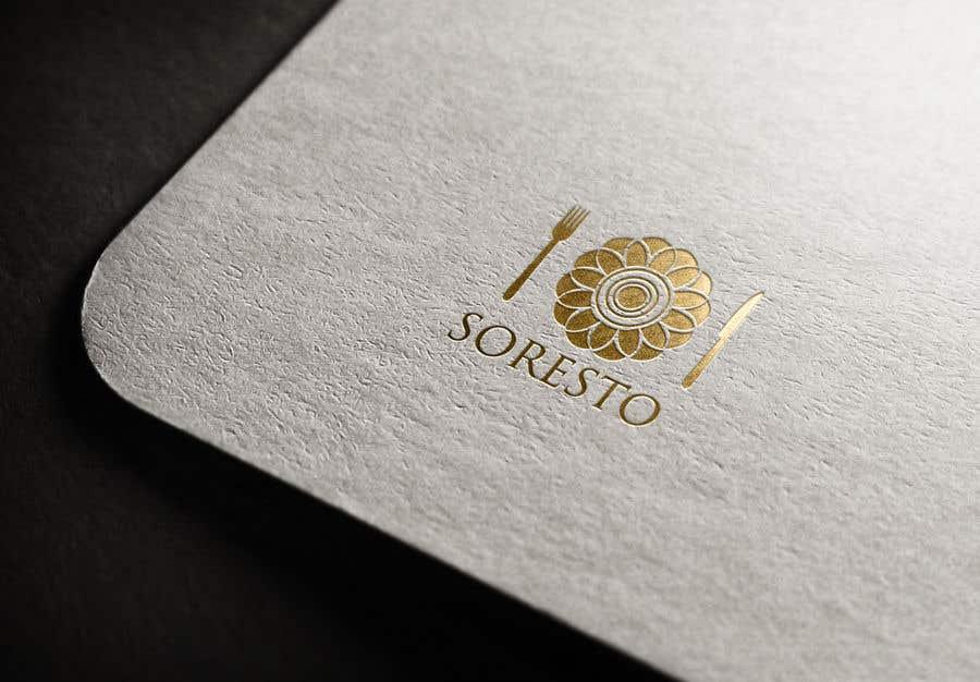 Penyertaan Peraduan #                                        362                                      untuk                                         Design logo for SORESTO