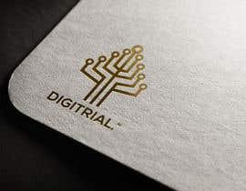 #196 untuk Logo improvement for digitrial.ai oleh PingkuPK