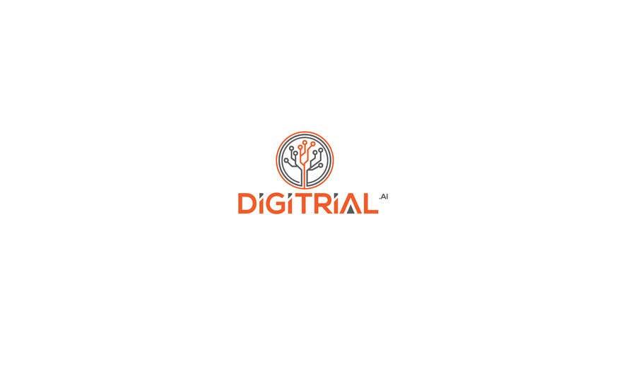 Penyertaan Peraduan #                                        53                                      untuk                                         Logo improvement for digitrial.ai