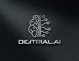 #155 untuk Logo improvement for digitrial.ai oleh techndesign25