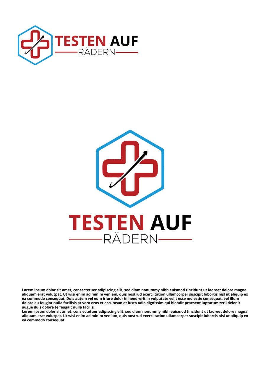 """Konkurrenceindlæg #                                        21                                      for                                         Logo for """"mobile COVID-test"""""""