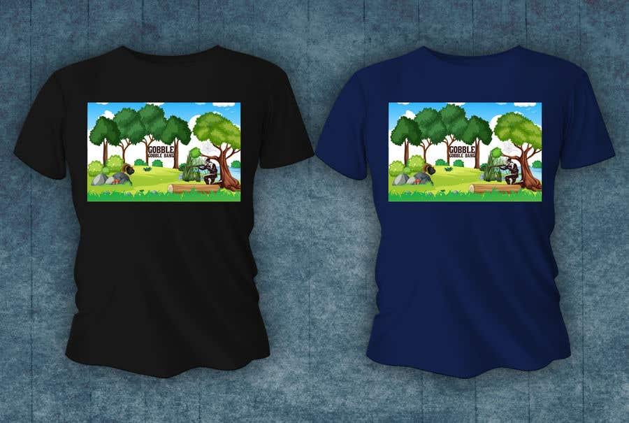 Inscrição nº                                         70                                      do Concurso para                                         Hunting T-Shirt Graphics