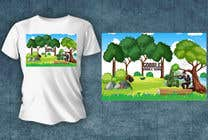 Graphic Design Inscrição do Concurso Nº71 para Hunting T-Shirt Graphics