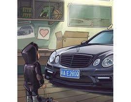 #24 для Illustrate a Image with a Car от kushwahom11