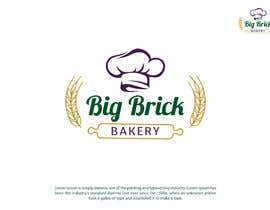#127 for Big Brick Bakery by graphicalegend