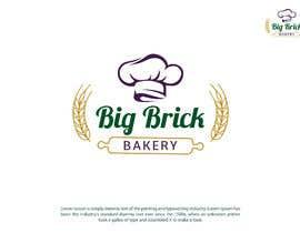 Nro 127 kilpailuun Big Brick Bakery käyttäjältä graphicalegend