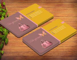 #283 for 3.5x2 Business Card Design/Front &  back same design/29385 by brurmarufa
