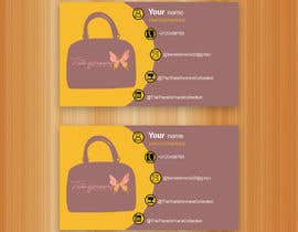 #317 for 3.5x2 Business Card Design/Front &  back same design/29385 by alipbiswas500