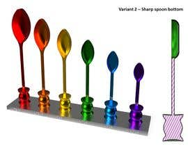 Nro 13 kilpailuun * WANTED * Custom Product Design - Measuring Spoons käyttäjältä JugalBalaji