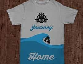 #5 untuk Design a T-Shirt for a Yoga/Ashtanga inspired clothing company oleh ang12123
