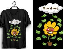 #46 for Artistic T-Shirt Design, Dancing Flower by Saba0023