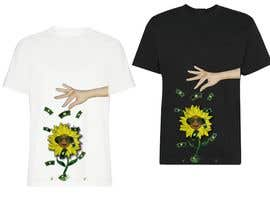 #59 for Artistic T-Shirt Design, Dancing Flower by nataliaagosto