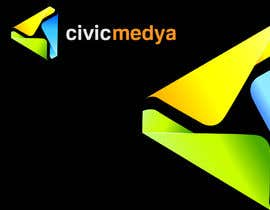 #234 cho Logo Design for Civic Medya bởi rashedhannan