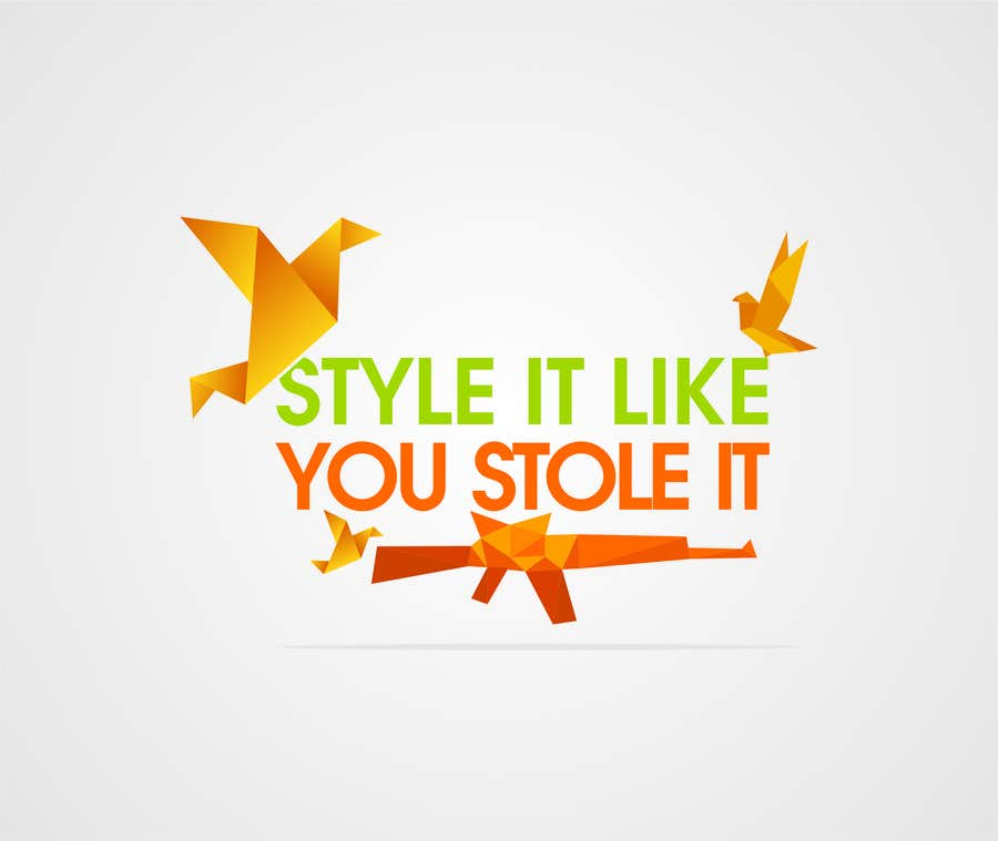 Proposition n°                                        13                                      du concours                                         Design a Logo for my badass lifestyle blog StyleItLikeYouStoleIt.com