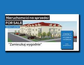 #142 untuk Need to prepare property advert (260 x 130). With making visualisation more realistic oleh Hridoykarmokar