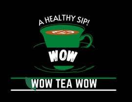 """nº 58 pour Need a logo for our new brand """" Wow Tea Wow"""" par ankitsonic"""