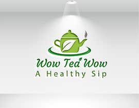 "nº 34 pour Need a logo for our new brand "" Wow Tea Wow"" par sajib45203"