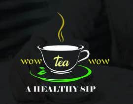 "nº 145 pour Need a logo for our new brand "" Wow Tea Wow"" par ZAHIDULNUMBERONE"